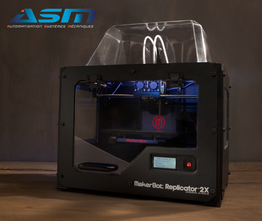3D printer - ASM automation special-purpose bespoke machines